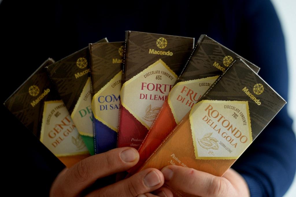 Cioccolato artigianale: Clandestino