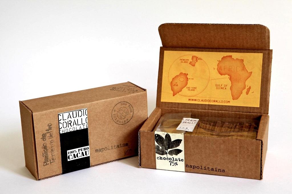 Piccoli produttori cioccolato: Claudio Corallo