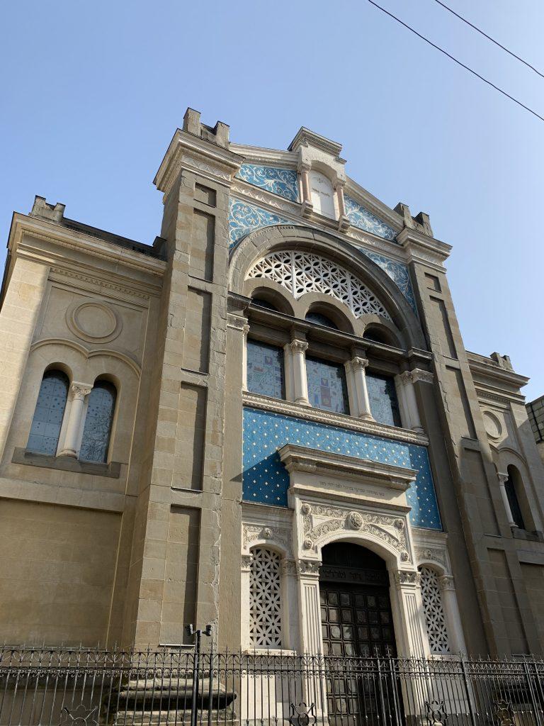 Milano a piedi: Sinagoga