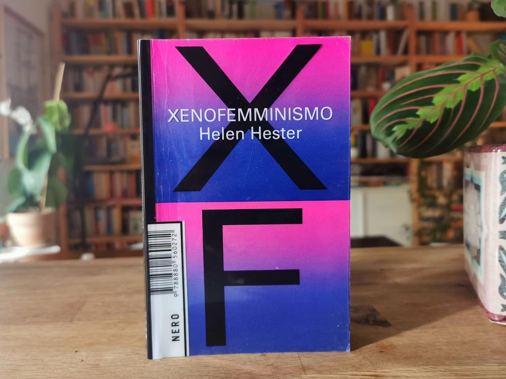 Libri sul femminismo: Xenofemminismo
