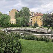 Milano a piedi: giardini della Guastalla