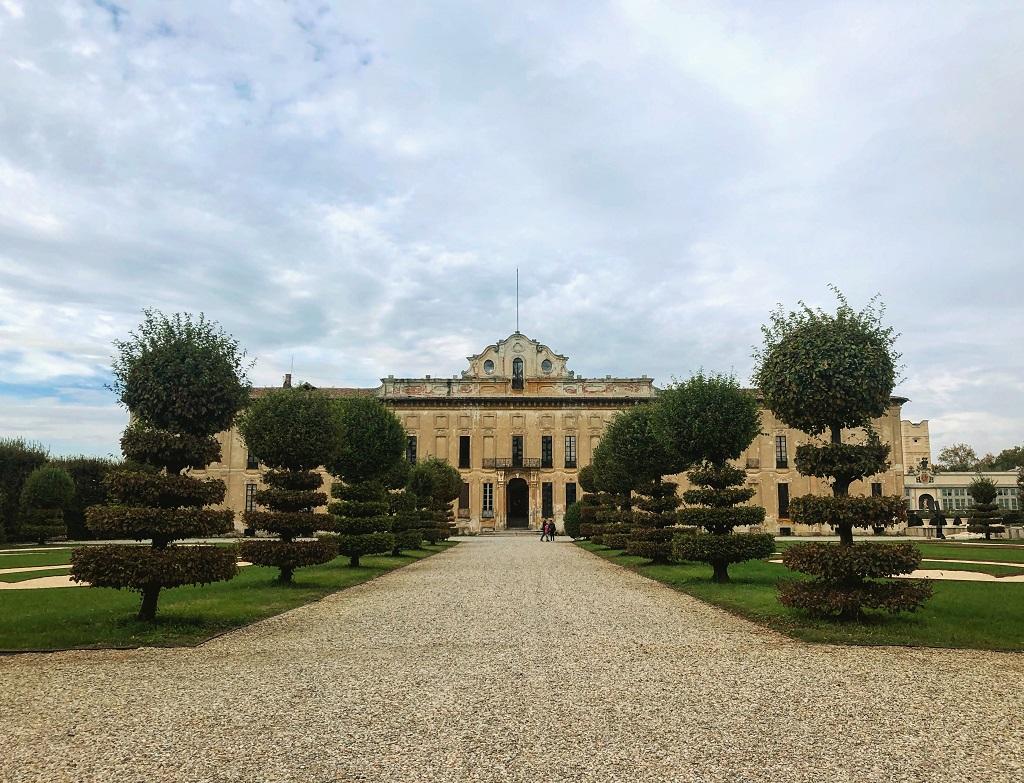 Ville in Lombardia: Villa Arconati