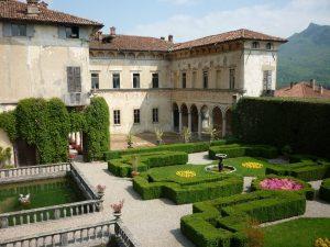 Ville in Lombardia da visitare: Villa Cicogna Mozzoni