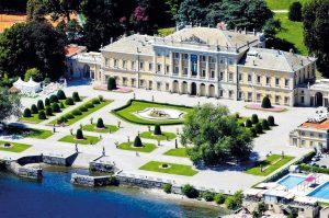 Ville in Lombardia da visitare: Villa Olmo
