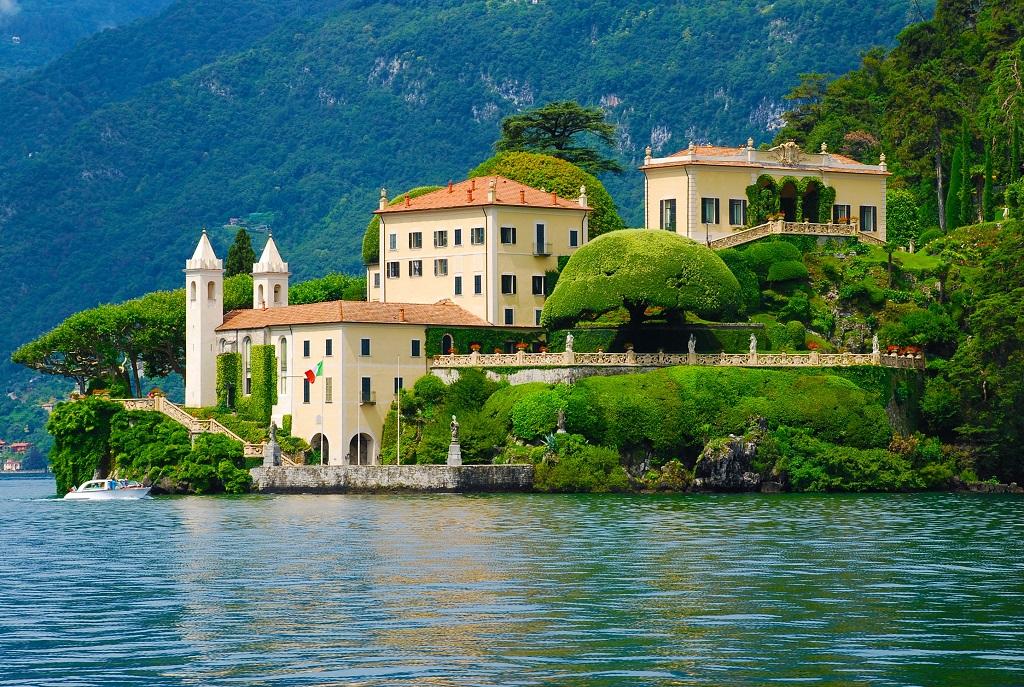 Ville in Lombardia: Villa del Balbianello