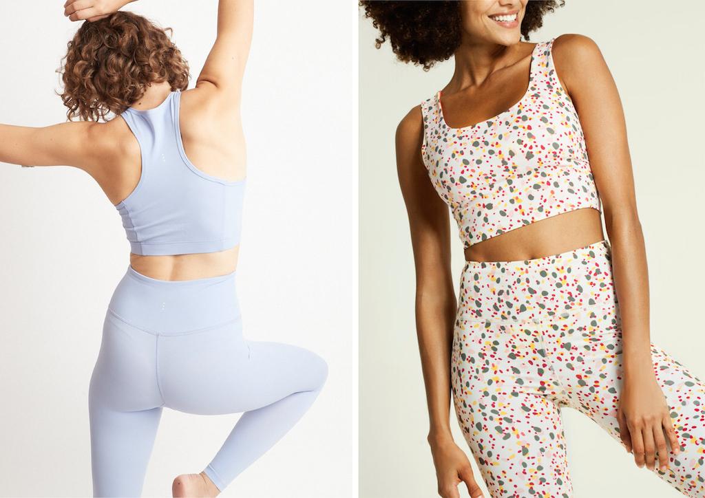 activewear Licia Florio e The Minu