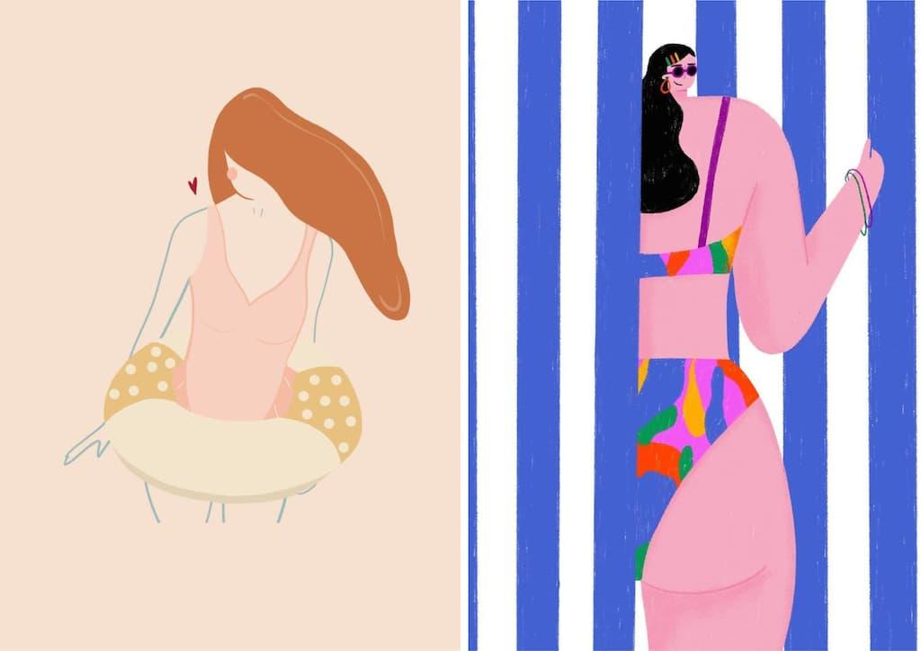 Regali per la Festa della Mamma: illustrazioni di The Uovo e Shut Up Claudia