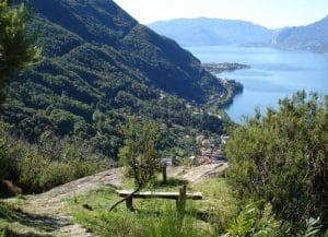 Montagne in Lombardia: Sentiero del Viandante