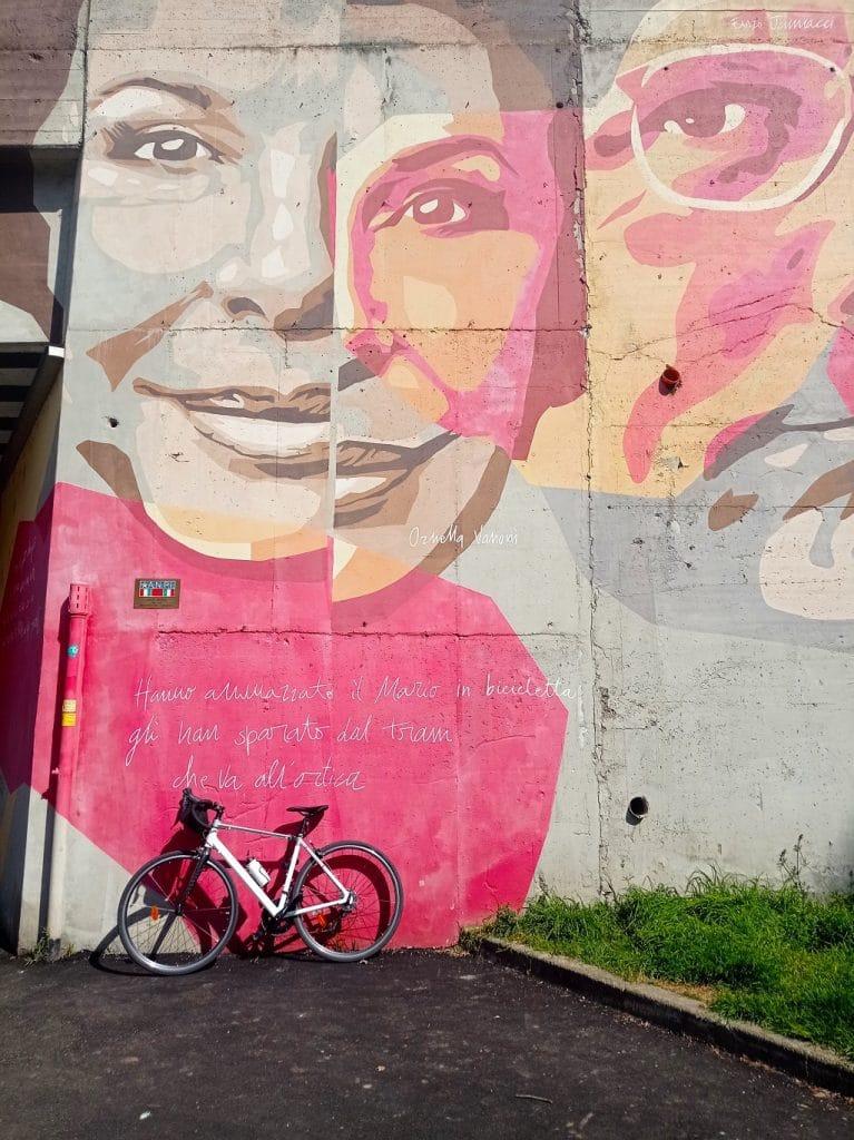 Piste ciclabili a Milano: Ortica