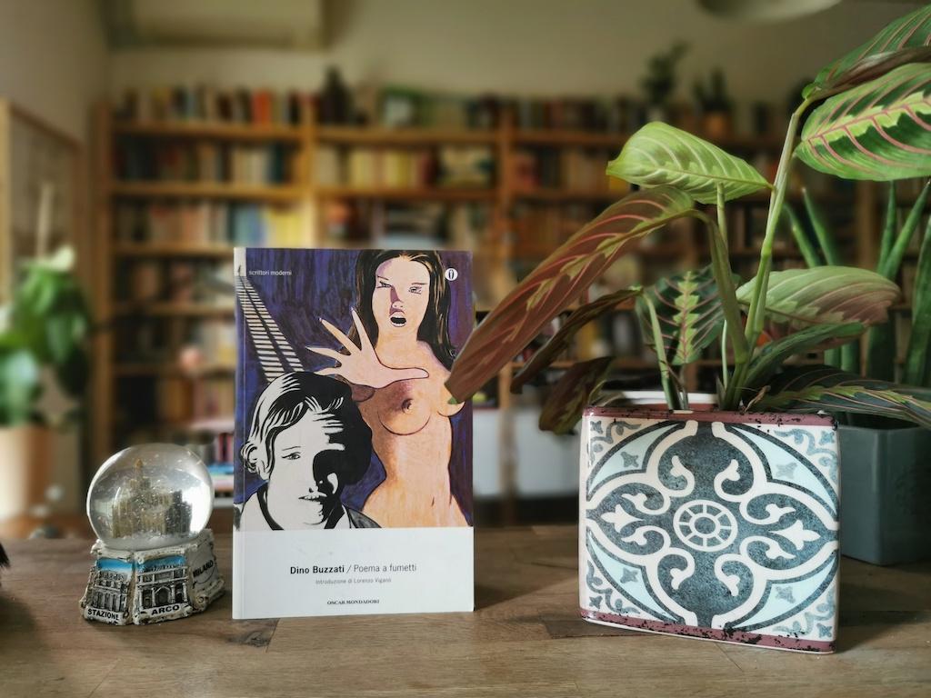 Milano nei libri: Poema a fumetti