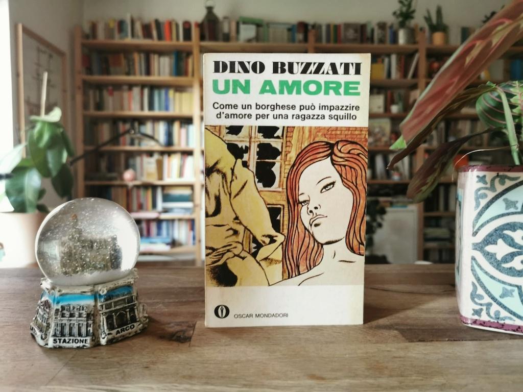 Libri ambientati a Milano: Un amore