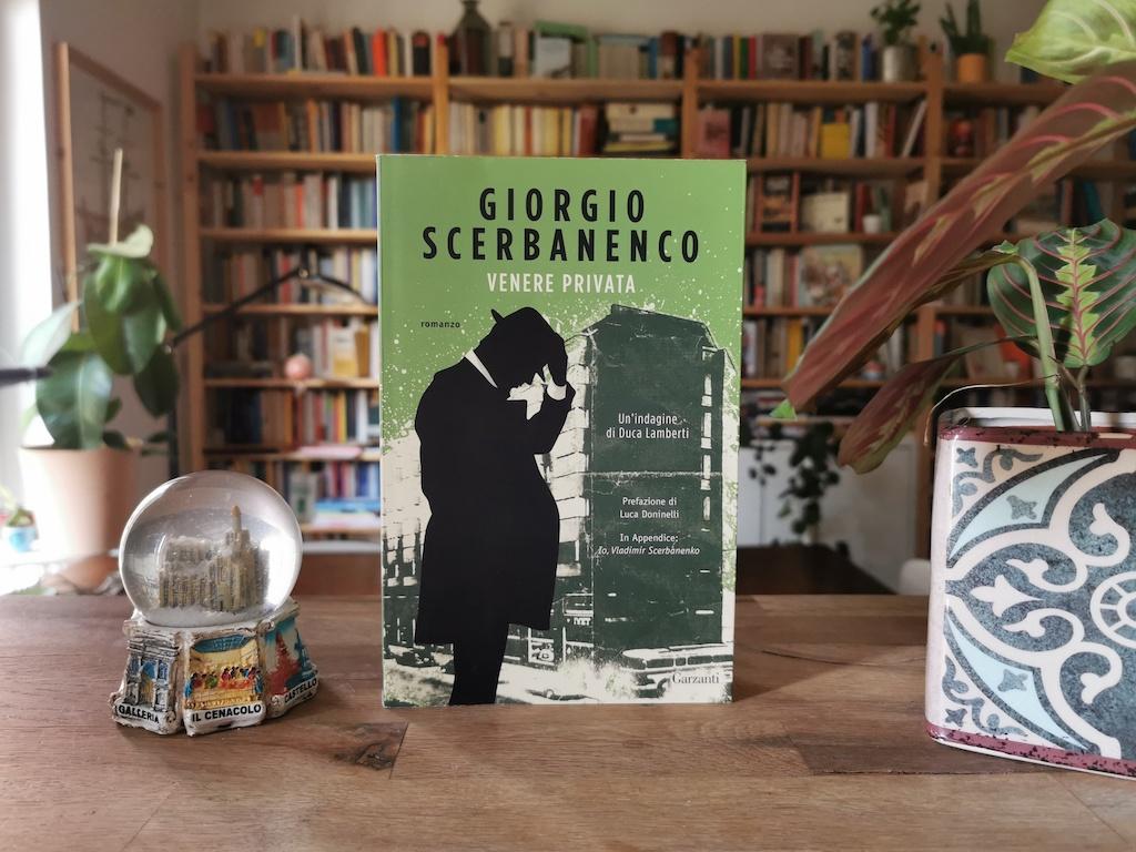 Libri ambientati a Milano: Venere privata