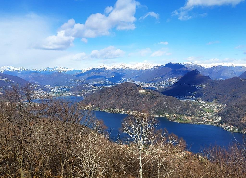 Passeggiate in montagna in Lombardia: Monte Piambello