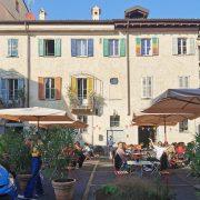 Ristoranti con dehor a Milano: colibrì