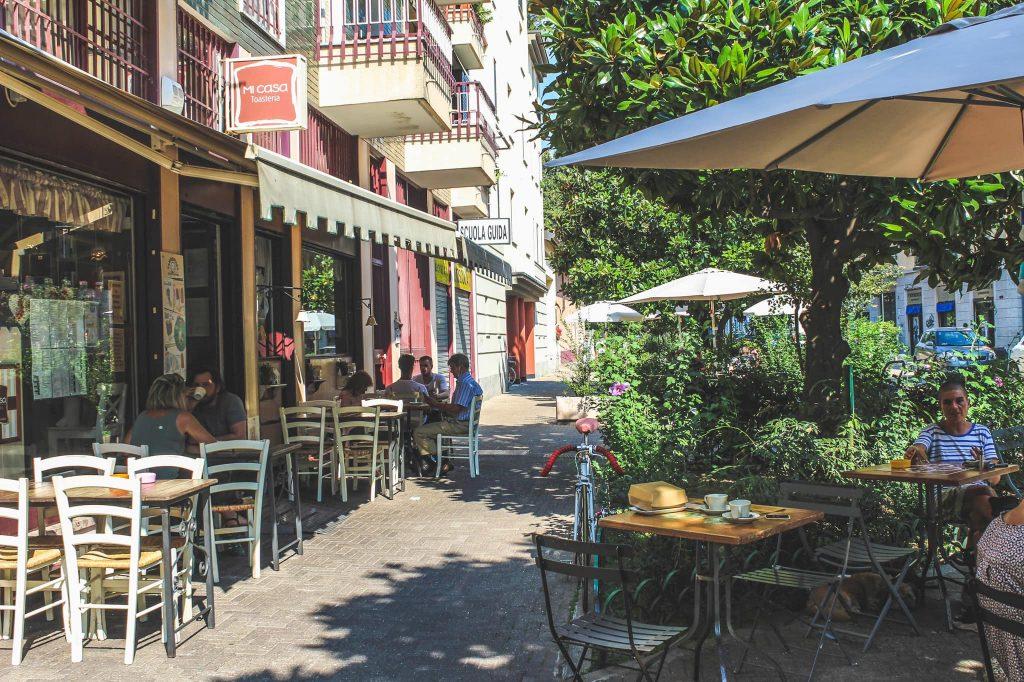 Ristoranti con dehor a Milano: Mi Casa