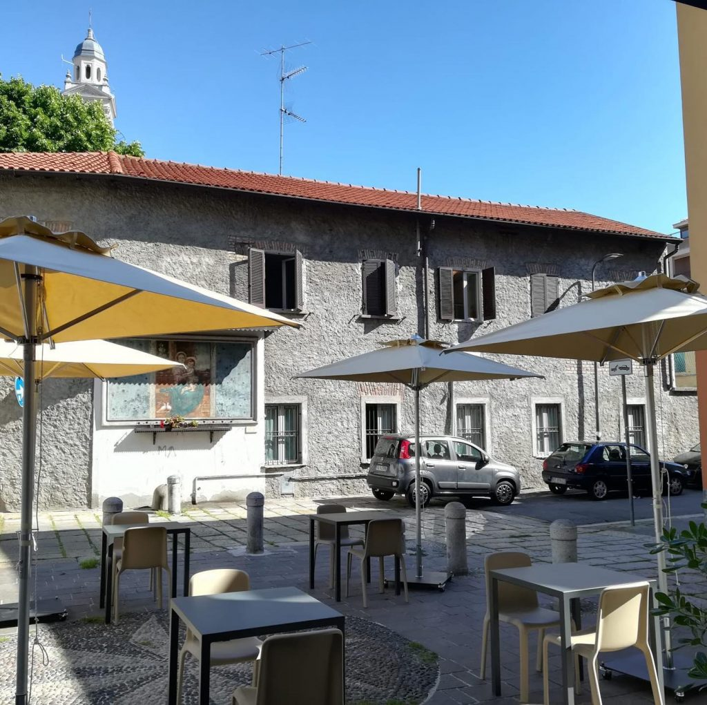Mangiare all'aperto a Milano: Quasilocanda