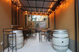 Ristoranti con dehor a Milano: La Sala del Vino