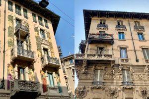 Tour di Porta Venezia a Piedi: Casa Galimberti e Casa Guazzoni