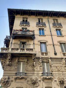 Tour di Porta Venezia a Piedi: Casa Guazzoni