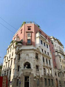 Tour di Porta Venezia a Piedi: Casa Sola Busca