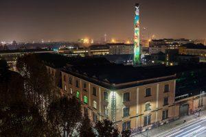A Milano puoi: Ciminiera Branca