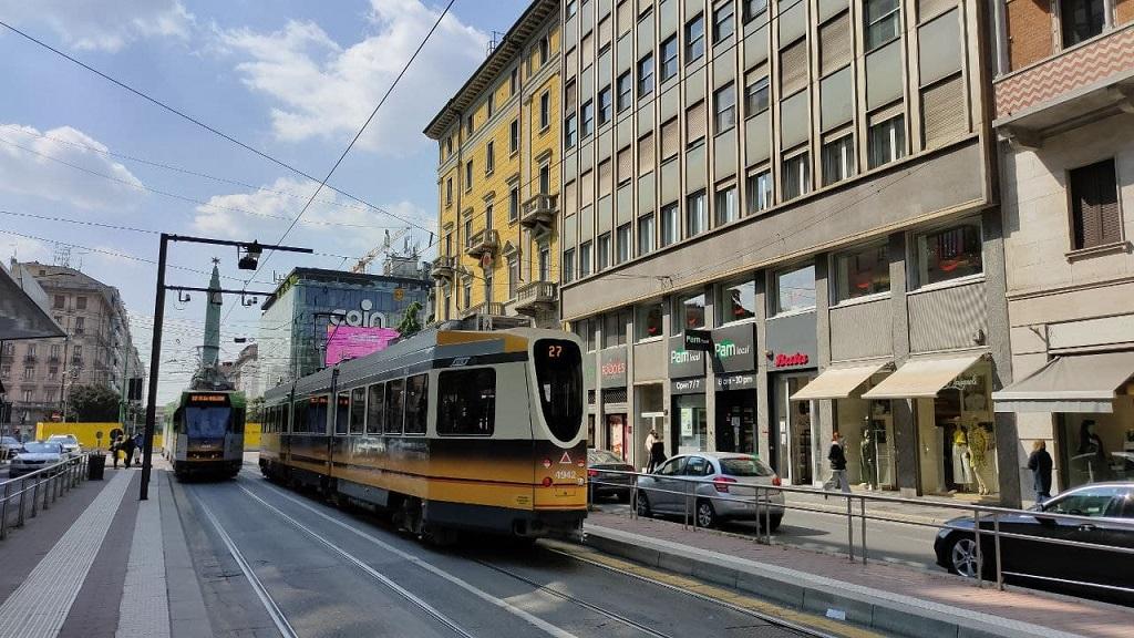 Vie di Milano: Corso XXII Marzo