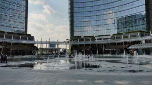 Odonomastica: Piazza Gae Aulenti