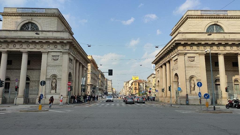 Odonomastica: Piazza Oberdan