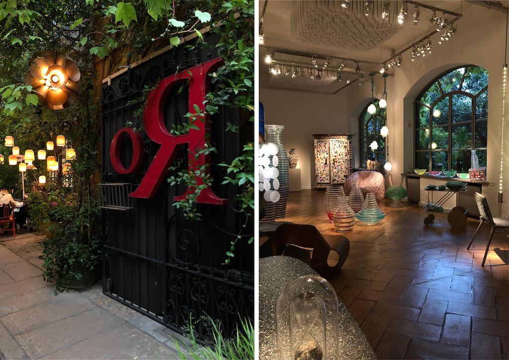 Negozi per la casa a Milano: Galleria Rossana Orlandi