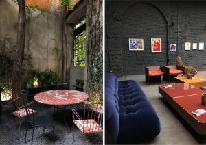 Negozi di design a Milano: Six Gallery
