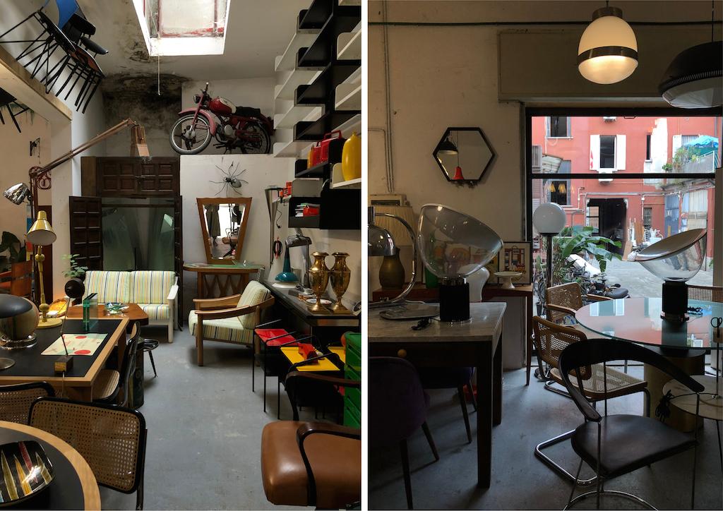 Negozi per la casa a Milano: Magazzino 76