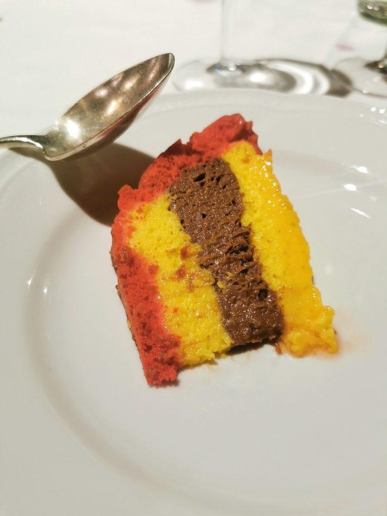 Clinica Gastronomica Arnaldo: Zuppa Inglese