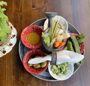 Mangiare vegetariano a Milano: Brolo