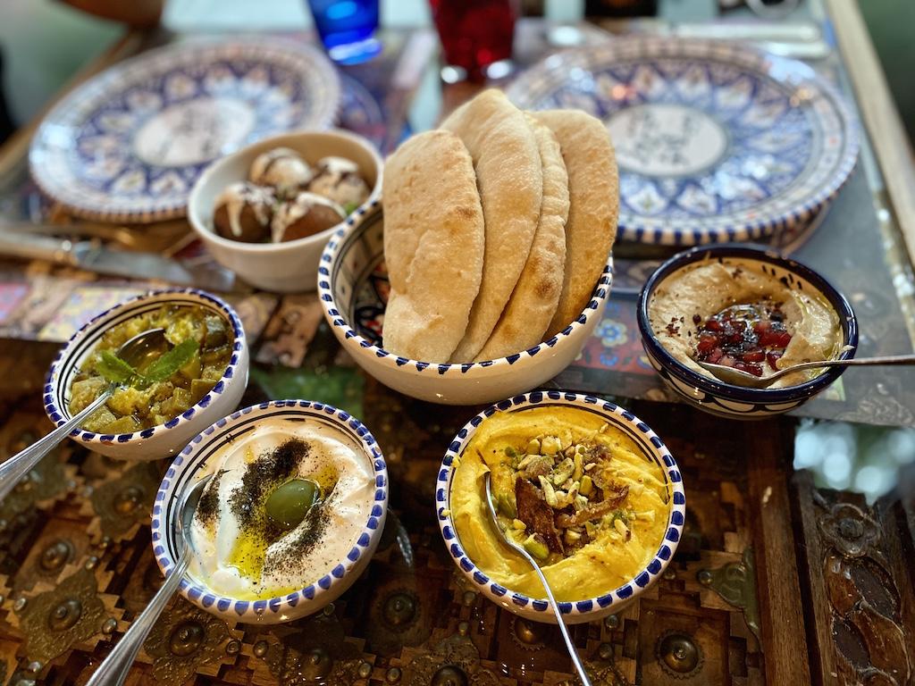 Mangiare vegetariano a Milano: Fairouz
