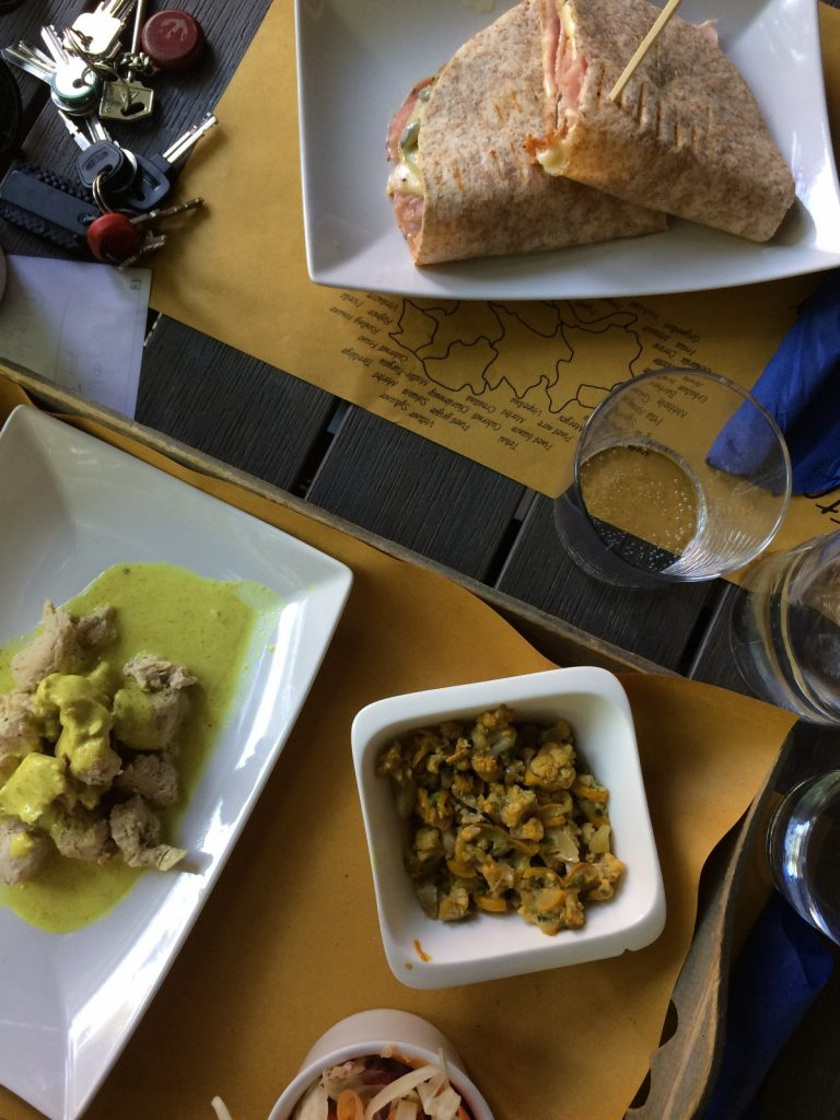 Mangiare vegetariano a Milano: NaBi
