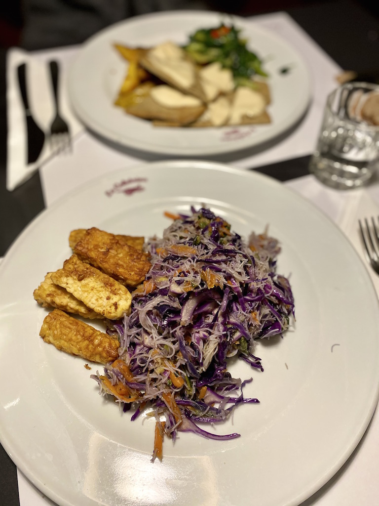 Mangiare Vegetariano a Milano: La Colubrina