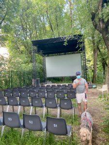 Cinema all'aperto a Milano estate 2021: Nuovo Armenia