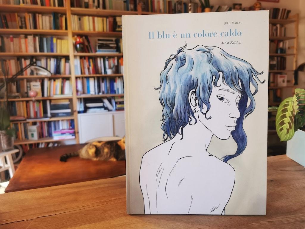 Libri LGBTQI: Il blu è un colore caldo