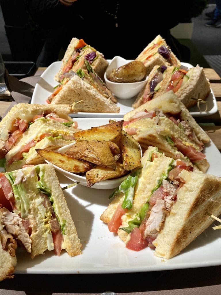 Naturalmente a Milano: Club Sandwich