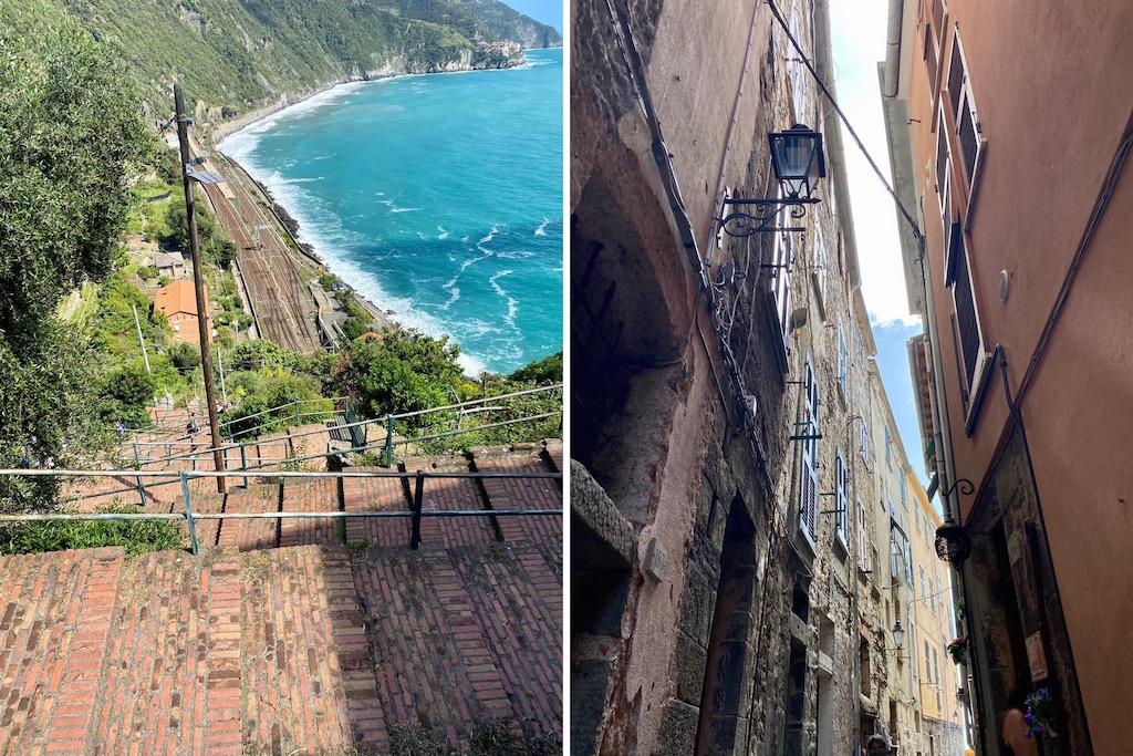 Corniglia in Liguria