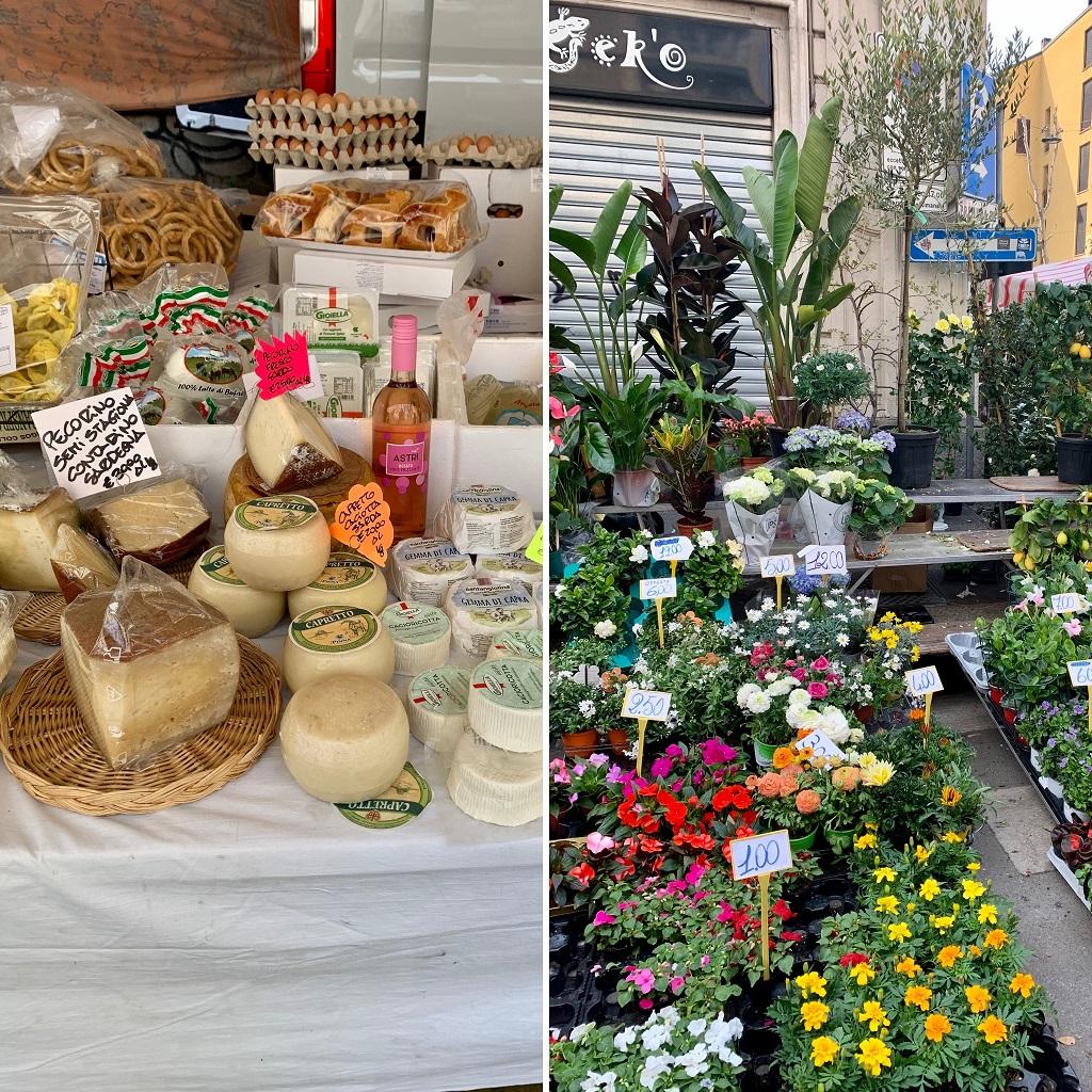 Mercati di Milano_Mercato di Via Calvi