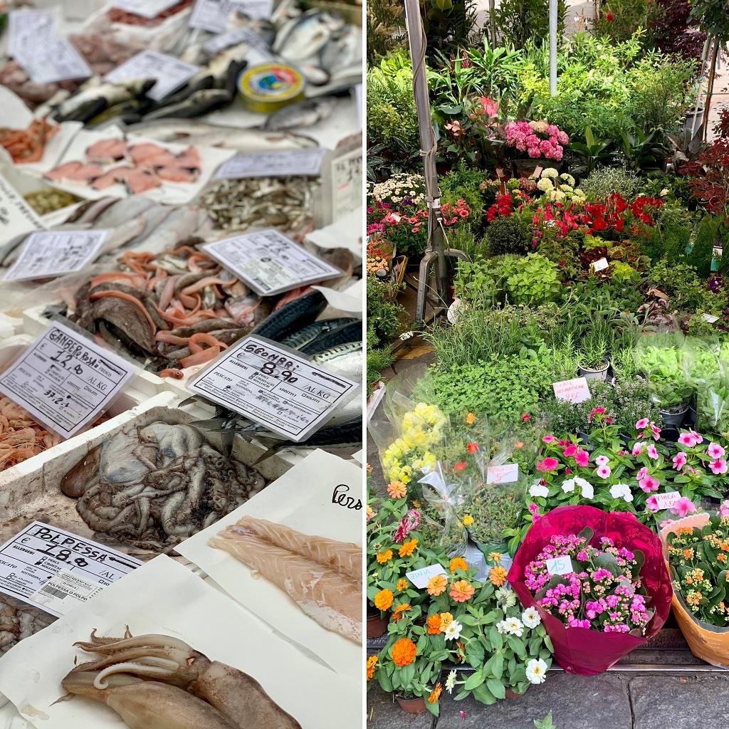 Mercati di Milano: mercato di via Benedetto Marcello