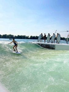 Sport outdoor a Milano: Surf e Wakeboard