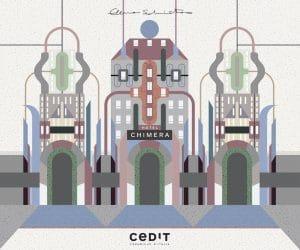 Fuorisalone 2021: Hotel Chimera by Elena Salmistraro per CEDIT