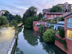 Correre a Milano: la Martesana