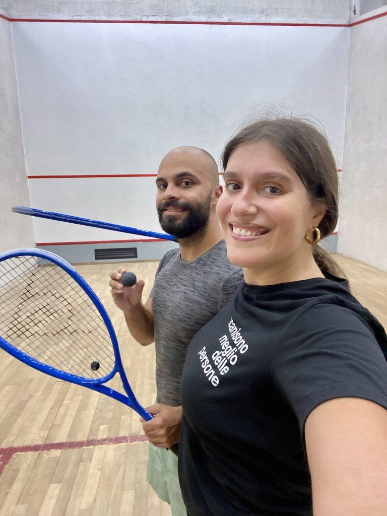 Sport a Milano: Squash