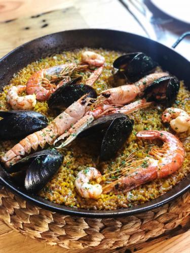 Albufera: cucina spagnola