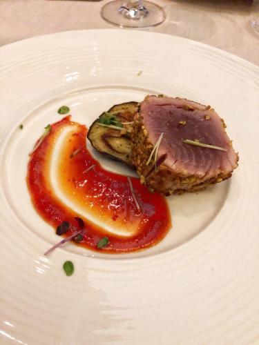 AlexAmber: cucina di pesce d'atmosfera
