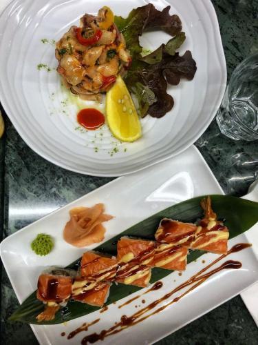 Balada Sushi: nippobrasiliano in Duomo