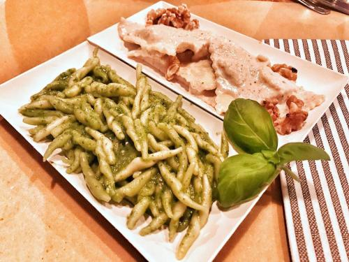 Belin: pasta ligure